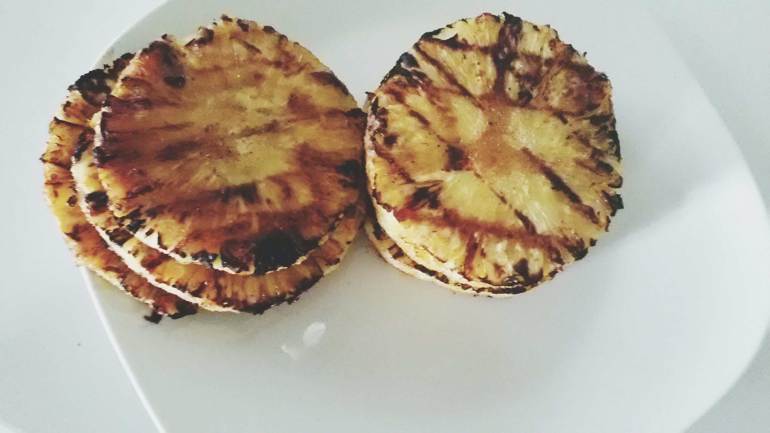 Ananas barbecue