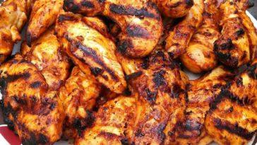 Nos recettes de poulet grillé